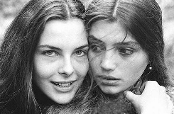With Carole Bouquet in Ese Oscuro Objeto del Deseo (That Obscure Object of Desire)