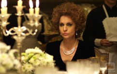 Playing the Duchess of Alba in the series ?La Duquesa?