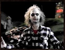 Beetlejuice, the ghost who amazed us all