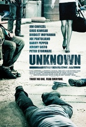 Unknown, a blockbuster in the USA