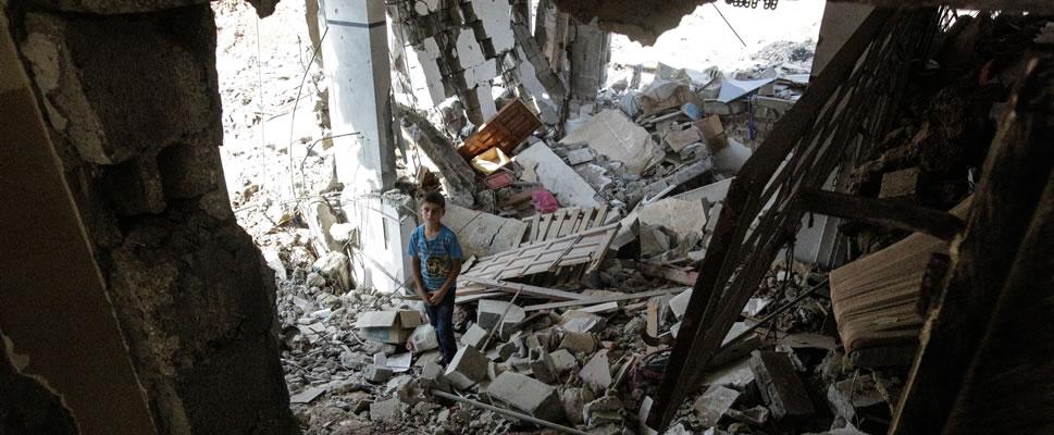 2014. NACIDO EN GAZA