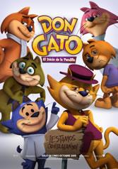 DON GATO 2: EL INICIO DE LA PANDILLA