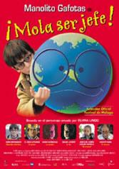 MANOLITO GAFOTAS EN MOLA SER JEFE