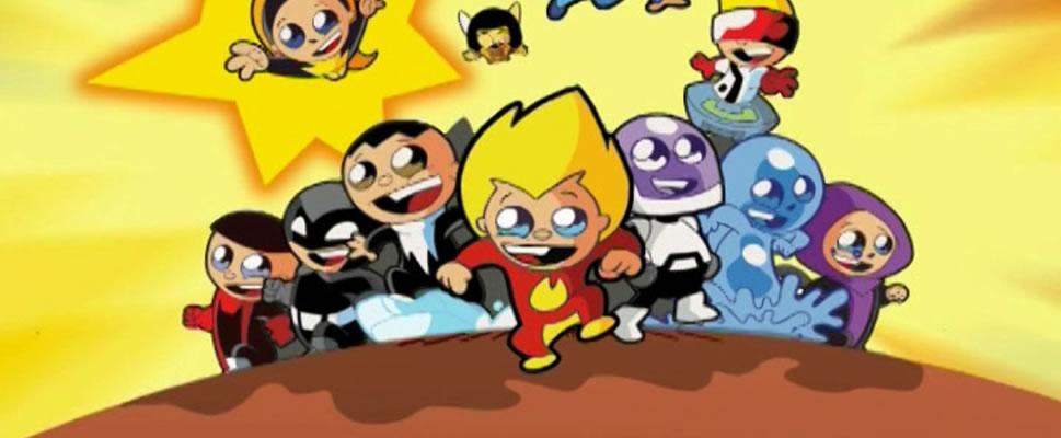 HERO KIDS (Versión : Español / Subtítulos : Sin subtítulos)