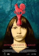 ANTES QUE CANTE EL GALLO