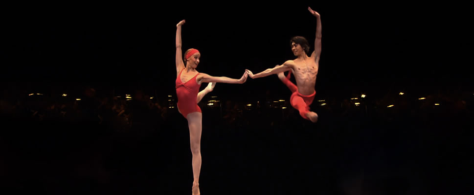 DANCING BEETHOVEN (Francés - Español)