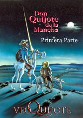 DON QUIJOTE DE LA MANCHA I (Español - Inglés)