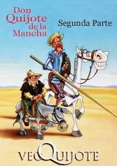 DON QUIJOTE DE LA MANCHA II (Español - Inglés)